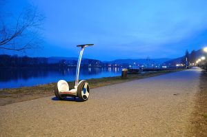 Review of New Two-wheel Self-balancing Electric Scooter