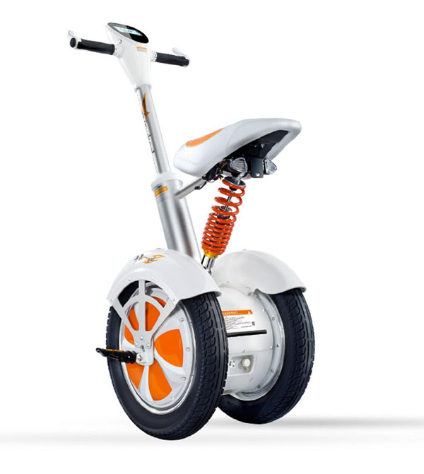 Review of Self Balancing Airwheel A3 Two Wheel Electric Scooter