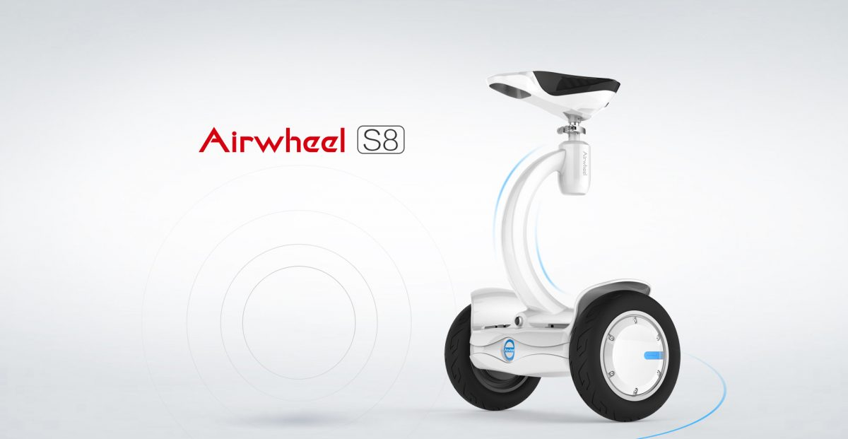 New Airwheel Self Balancing Electric Scooter Online Sale